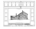 Emelie Grosse House, Columbia, Monroe County, IL HABS ILL,67-COLUM,1- (sheet 4 of 13).png