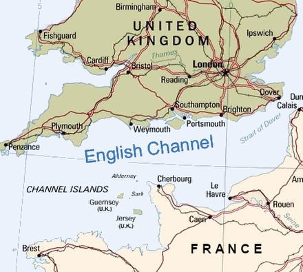 Map of the English Channel English Channel.jpg
