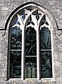 Engraved glass window, Moreton church - geograph.org.uk - 465486.jpg