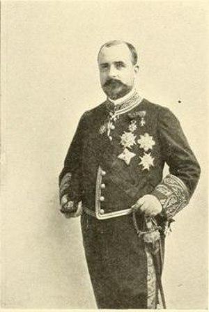 Enrique Dupuy de Lôme - Enrique Dupuy de Lôme
