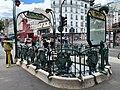 Entrée Station Métro Blanche Paris 4.jpg