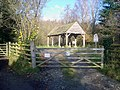 Entrance to School Wood - geograph.org.uk - 1178105.jpg