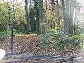 Entrance to Walderslade Woodlands - geograph.org.uk - 1043564.jpg