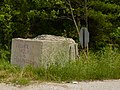 Entrance to a W Tapp Road quarry, Bloomington, Indiana - 20100619-01.jpg