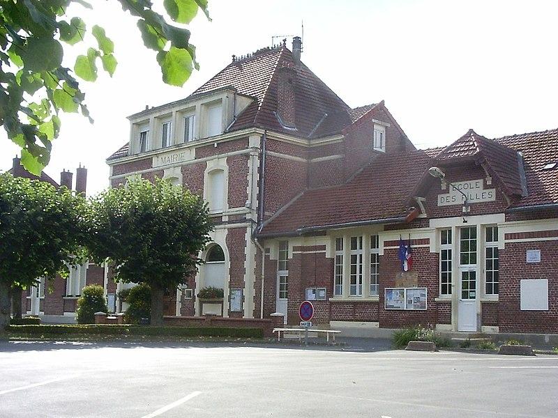 Eppeville, burgemeesterij