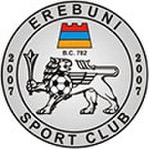 Erebuni SC - Image: Erebuni FC logo