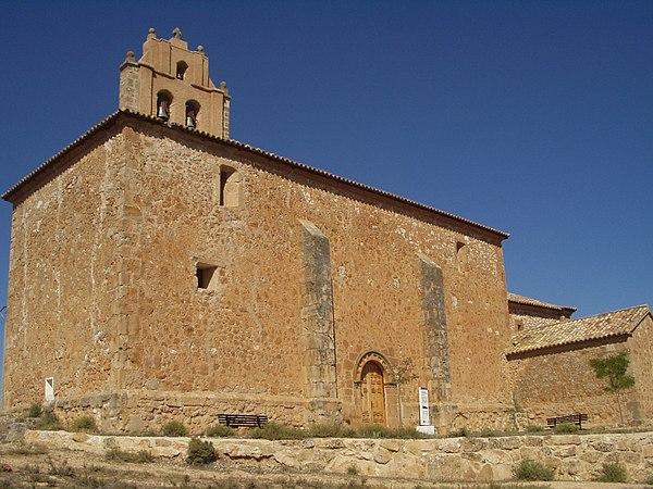 Hermitages in Spain