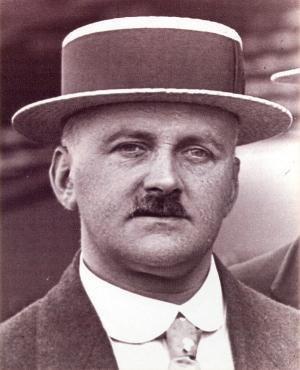 Ernest Mangnall - Image: Ernest Mangnall