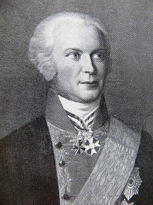 Ernst von Rüchel - Ernst von Rüchel