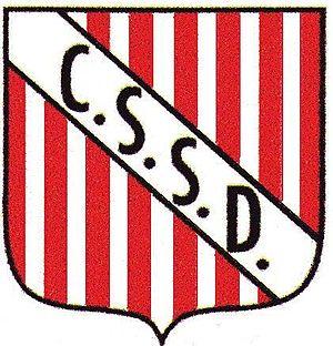 Club Atlético Sansinena Social y Deportivo - Image: Escudo Club Sansinena
