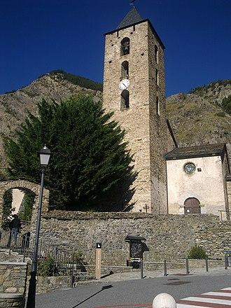 Església de Sant Serni de Canillo - Església de Sant Serni de Canillo