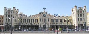 Estació del nord València