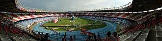 Estadio Metropolitano Roberto Meléndez - Image: Estadio Metropolitano Roberto Meléndez