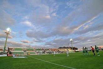 Estádio dos Arcos - Image: Estadio do Rio Ave FC (Arcos)