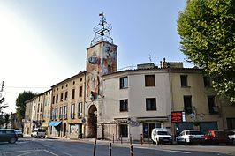 Estagel, tour de l'horloge.JPG