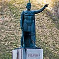 Estatua de Don Pelayo en Covadonga, Asturias.jpg