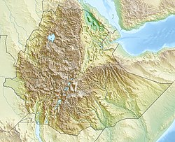Addis Ababa is located in Ethiopia
