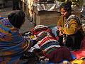 Ethnic Ornaments Trading - Gangasagar Fair Transit Camp - Kolkata 2012-01-14 0789.JPG