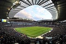 List Of Football Stadiums In England Wikipedia