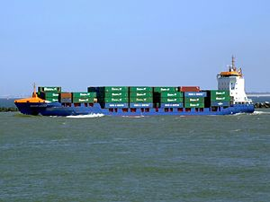 Eucon Leader IMO 9328027, leaving Port of Rotterdam 04-Aug-2007.jpg