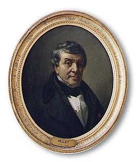Jean Claude Eugène Péclet