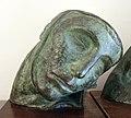 Eugenio baroni, studi d'espressione di maschere di caduti, ante 1926, 02.jpg