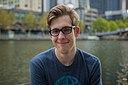 Evan Edinger, Melbourne Australia, March 2015.jpg