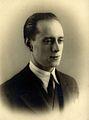 Evandro Pasquali. Photograph, 1931. Wellcome V0026975.jpg