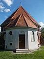 Evangélikus és református templom (1998), Hévíz, 2016 Hungary.jpg