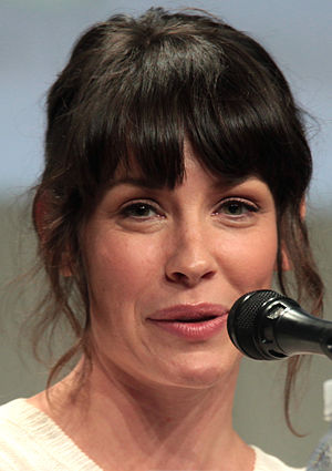Evangeline Lilly - Lilly at the 2014 San Diego Comic-Con