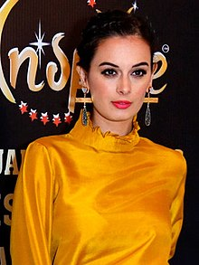 Evelyn Sharma graces the Inspire – Spiritual & Wellness Visionary Awards 2017 (3) (cropped).jpg