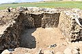 Excavations. Parthian building at Qalatga Darband, Darband-i Rania, Sulaymaniyah Governorate, Iraqi Kurdistan.jpg