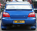 Exclusive licence plate - Flickr - exfordy.jpg