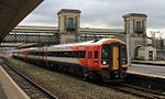 Exeter St Davids - SWT 158883-159006 arrived from Waterloo.JPG