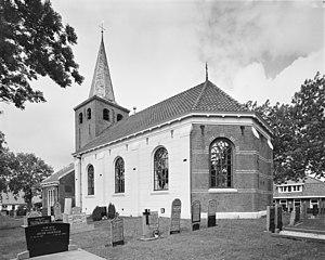 Hitzum - Hitzum church (1986)