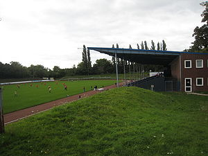 STV Horst-Emscher - The Fürstenbergstadion, home ground of the former club