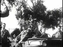 Collection of video clips of Roosevelt