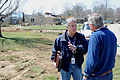 FEMA - 34698 - Community Relations Worker with Resident in Kentucky.jpg