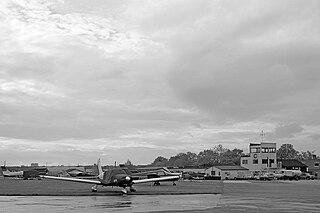 Fairoaks Airport airport in the United Kingdom