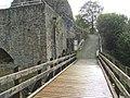 Falkenstein Burg heutiger Zugang.jpg