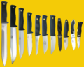 Fallkniven basic lineup to scale.png