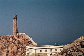 Faro de Cabo Vilán en 1996 - Camariñas.jpg