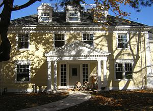 Faxon House - Image: Faxon House Quincy MA 02