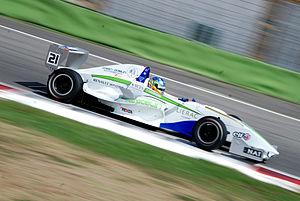 Francesco Bracotti - Bracotti in Formula Renault 2.0