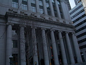 Federal Reserve Bank in San Francisco, Califor...