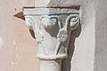 Feldkirchen Kirchgasse Pfarrkirche Portal Kapitell links 28032015 0633.jpg