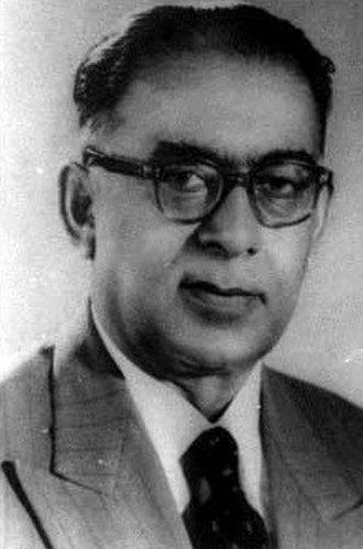 1958 Pakistani coup d'état - Image: Feroz Khan Noon