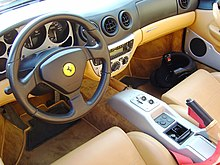 Ferrari 360 wikipedia for Interior car detailing charlotte nc