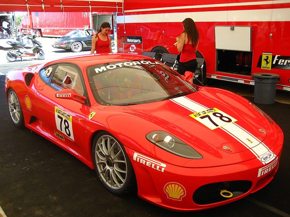 Ferrari F430 Challenge 78