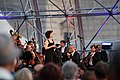 Fest der Freude 8 Mai 2013 Wiener Heldenplatz 12 Katharina Stemberger Wiener Symphoniker.jpg